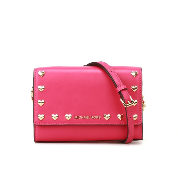 b2cb530ca211 Michael Kors Bags | Clutch W Crossbody Strap | Poshmark